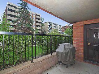 Photo 13: 101 1414 12 Street SW in CALGARY: Connaught Condo for sale (Calgary)  : MLS®# C3529758