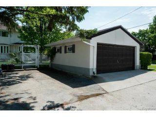 Photo 18: 313 Carpathia Road in WINNIPEG: River Heights / Tuxedo / Linden Woods Residential for sale (South Winnipeg)  : MLS®# 1515096