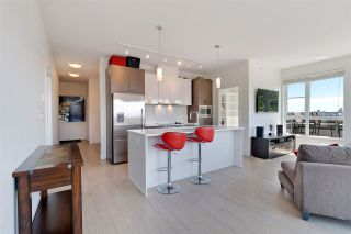 """Photo 7: 505 1621 HAMILTON Avenue in North Vancouver: Mosquito Creek Condo for sale in """"HEYWOOD ON THE PARK"""" : MLS®# R2407129"""