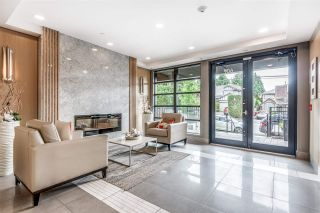 """Photo 2: 209 607 COTTONWOOD Avenue in Coquitlam: Coquitlam West Condo for sale in """"Stanton House by Polygon"""" : MLS®# R2589978"""