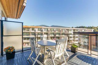 """Photo 3: 609 733 W 3RD Street in North Vancouver: Hamilton Condo for sale in """"THE SHORE"""" : MLS®# R2222279"""
