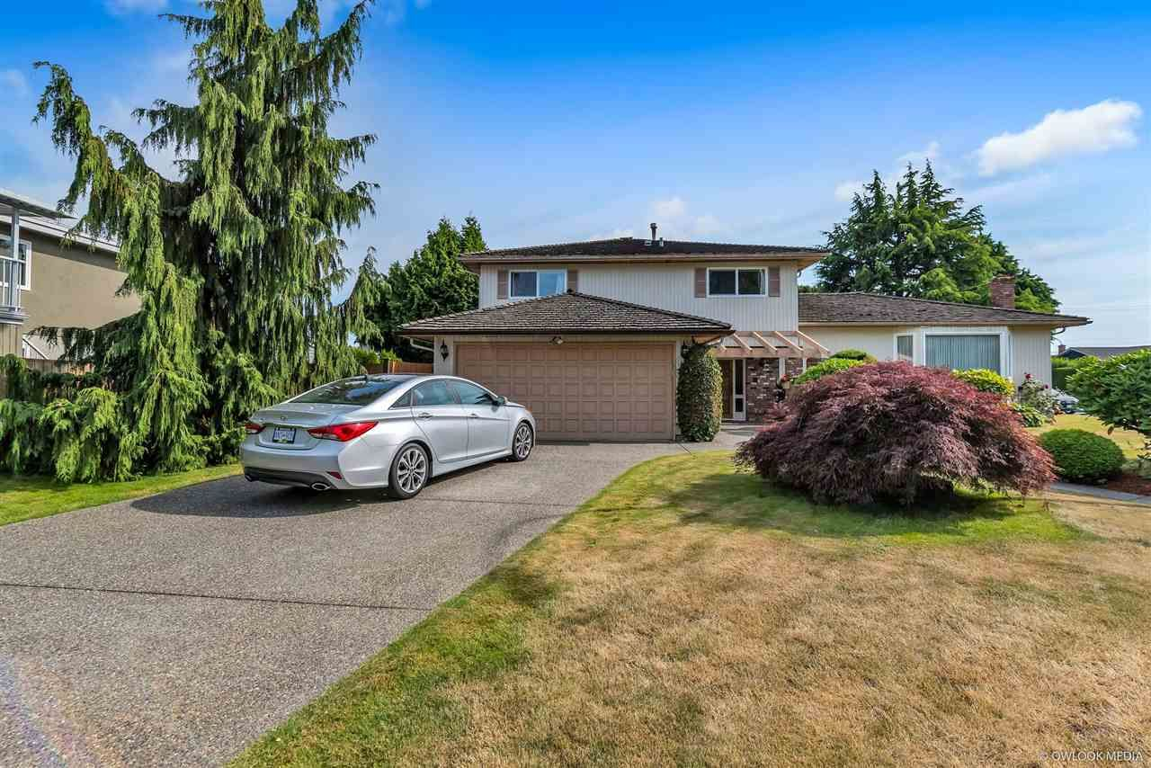 Main Photo: 6380 CONSTABLE Drive in Richmond: Woodwards House for sale : MLS®# R2303858