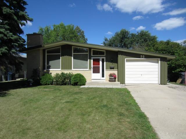 Main Photo: 35 Prescot Road in WINNIPEG: Fort Garry / Whyte Ridge / St Norbert Residential for sale (South Winnipeg)  : MLS®# 1318525
