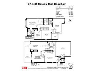 """Photo 40: 39 3405 PLATEAU Boulevard in Coquitlam: Westwood Plateau Townhouse for sale in """"PINNACLE RIDGE"""" : MLS®# R2465579"""
