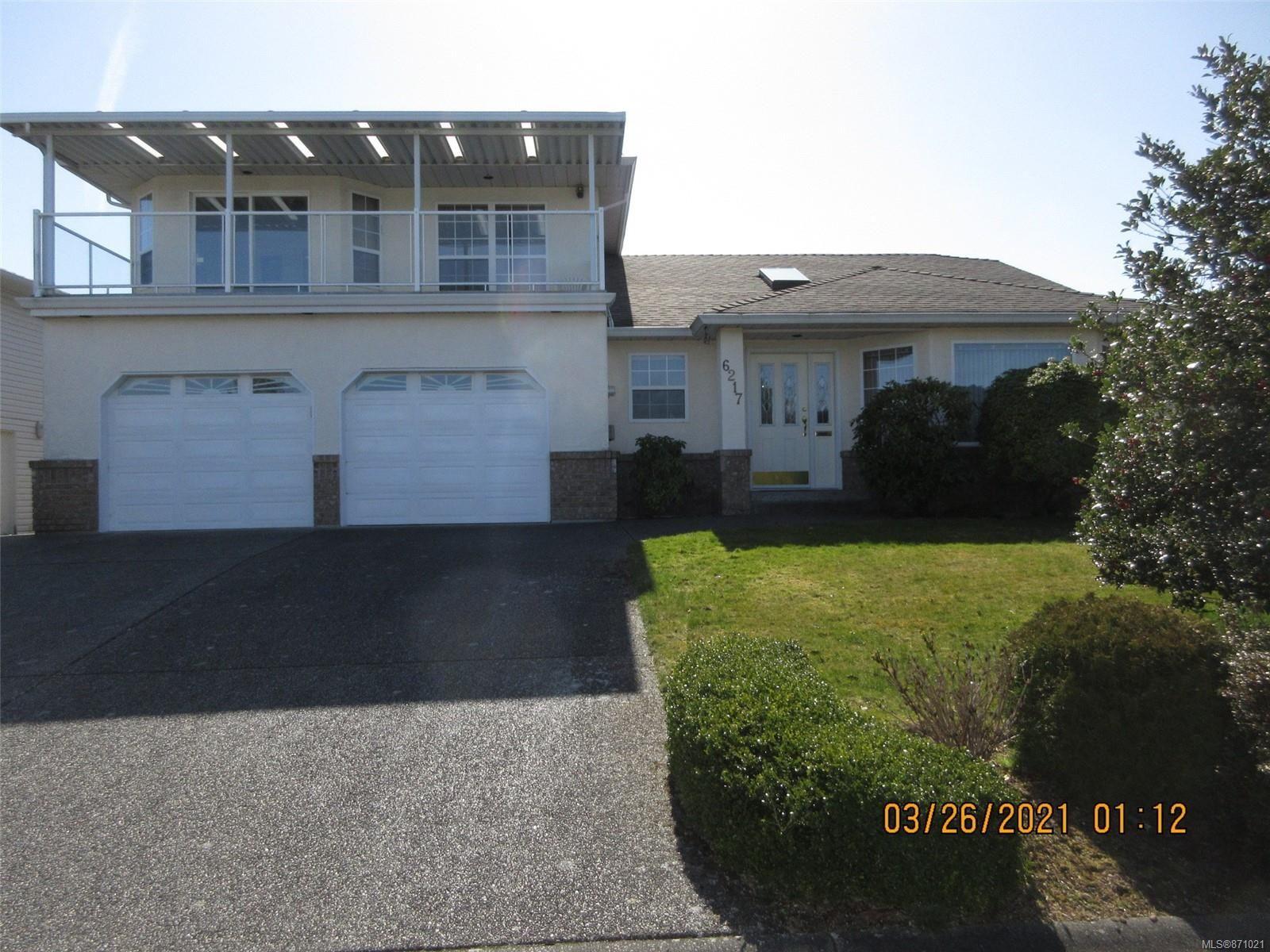 Main Photo: 6217 Waterbury Rd in : Na North Nanaimo House for sale (Nanaimo)  : MLS®# 871021