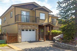Photo 1: 927 Shirley Rd in VICTORIA: Es Kinsmen Park Half Duplex for sale (Esquimalt)  : MLS®# 813669