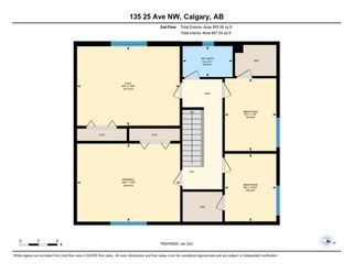 Photo 36: 135 25 Avenue NW in Calgary: Tuxedo Park Detached for sale : MLS®# A1094947