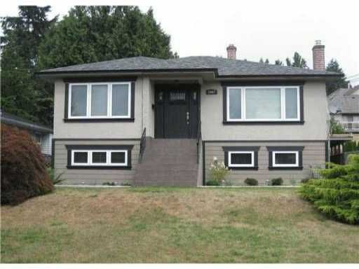 Main Photo: 2007 MONTEREY Avenue in Coquitlam: Central Coquitlam House for sale : MLS®# V865187