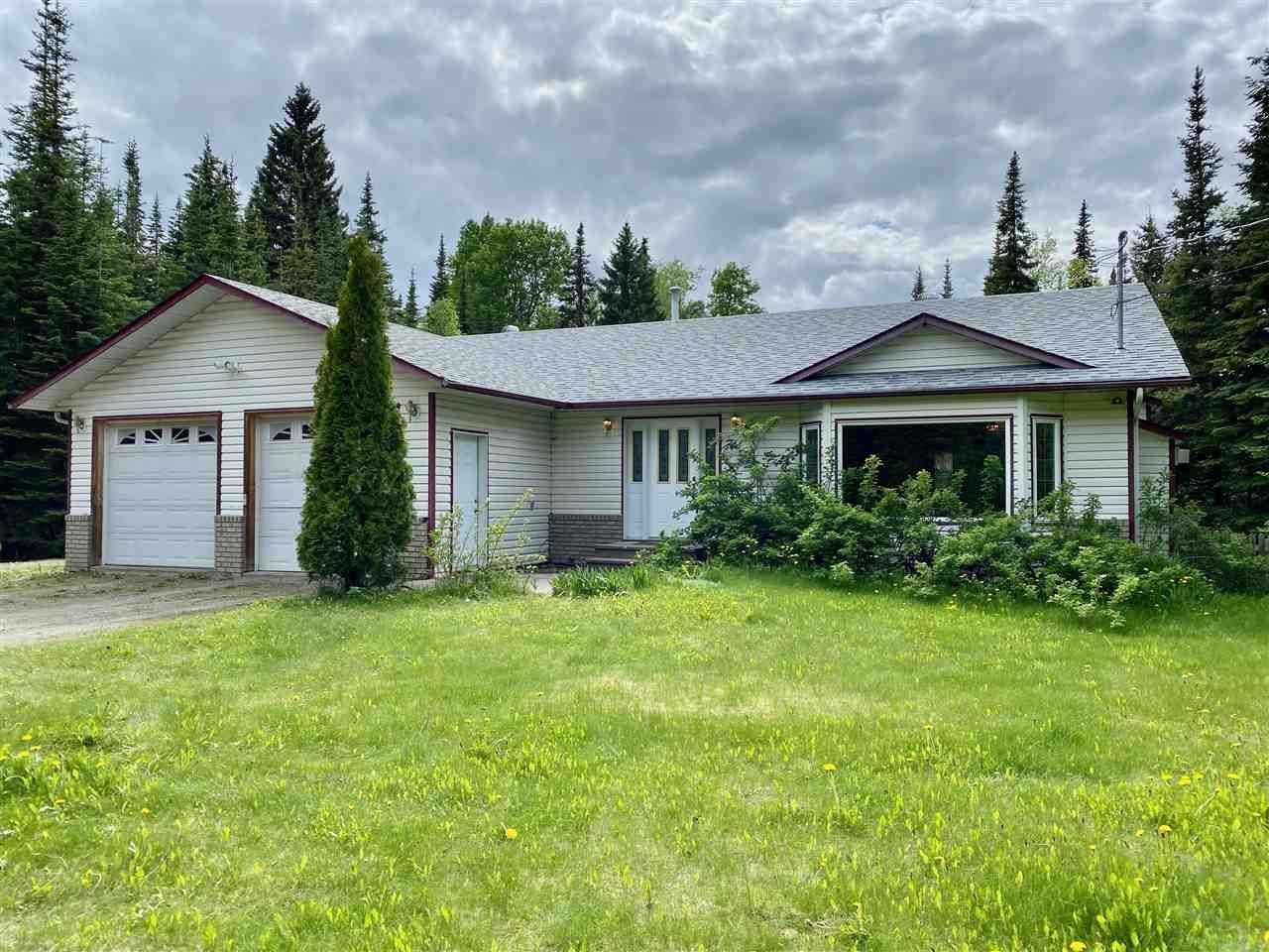 Main Photo: 8830 CLOVER Road in Prince George: Tabor Lake House for sale (PG Rural East (Zone 80))  : MLS®# R2462196