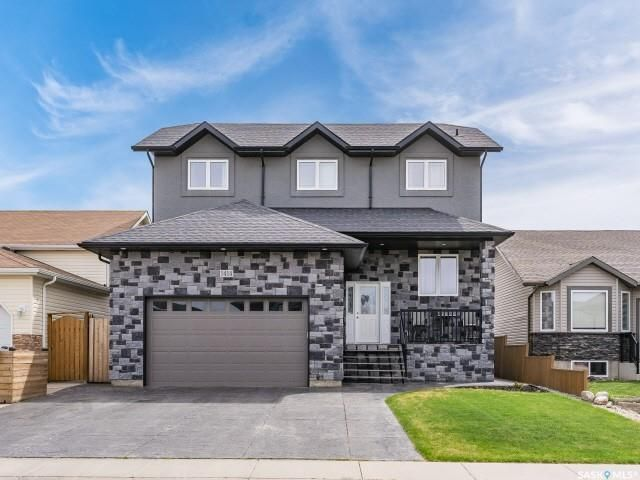 Main Photo: 1414 Paton Crescent in Saskatoon: Willowgrove Residential for sale : MLS®# SK859637