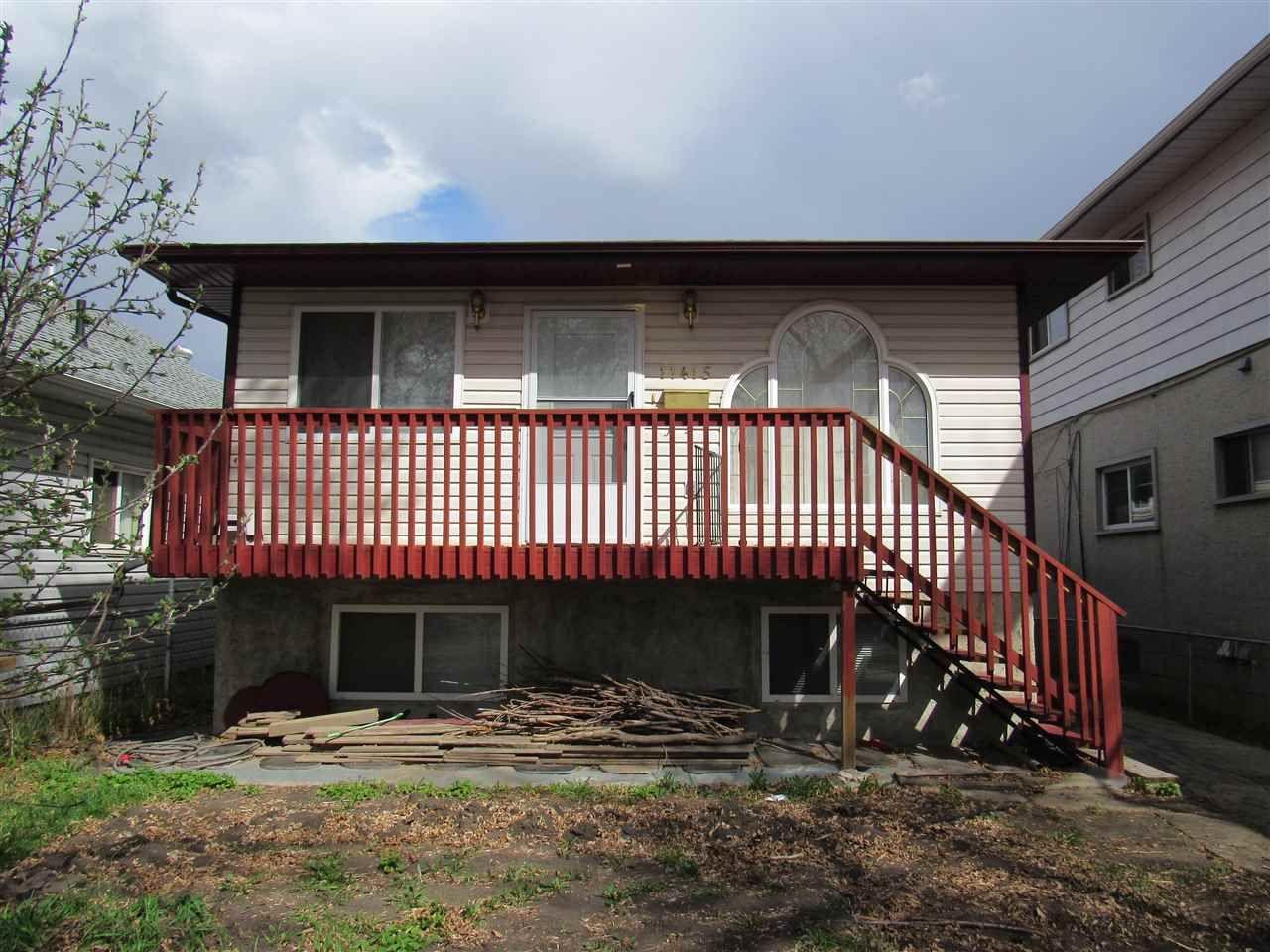 Main Photo: 11415 92 Street in Edmonton: Zone 05 House for sale : MLS®# E4243568