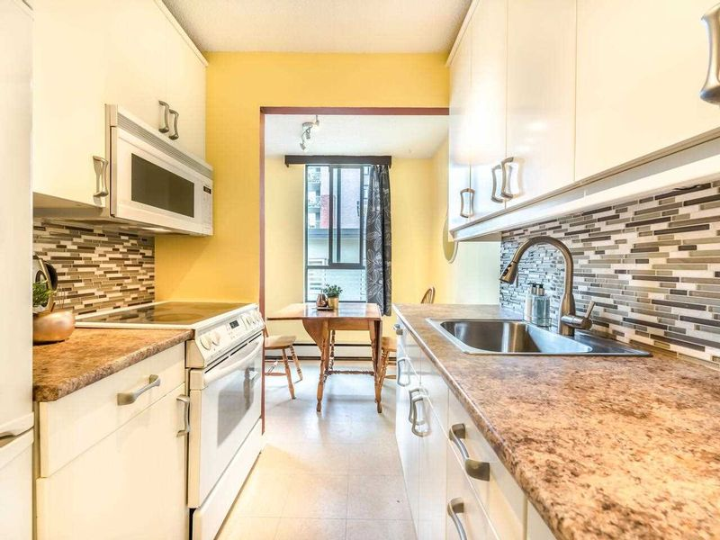 FEATURED LISTING: 307 - 1720 BARCLAY Street Vancouver