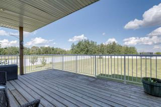 Photo 43: 101 NORTHVIEW Crescent: Rural Sturgeon County House for sale : MLS®# E4227011