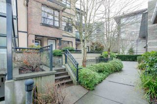 """Photo 3: 8 1863 WESBROOK Mall in Vancouver: University VW Townhouse for sale in """"ESSE"""" (Vancouver West)  : MLS®# R2329957"""