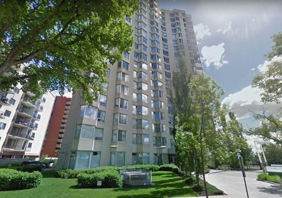 Main Photo: 802 11826 100 Avenue in Edmonton: Zone 12 Condo for sale : MLS®# E4255864