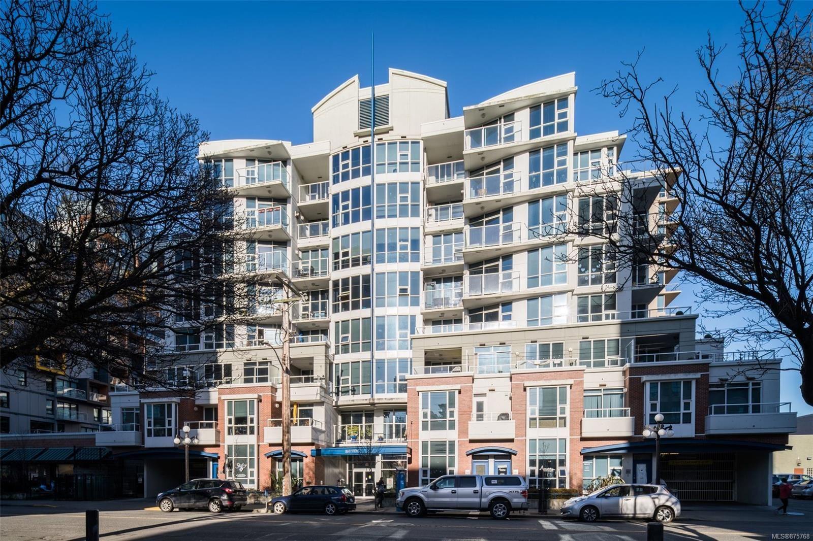 Main Photo: 409 860 View St in : Vi Downtown Condo for sale (Victoria)  : MLS®# 875768