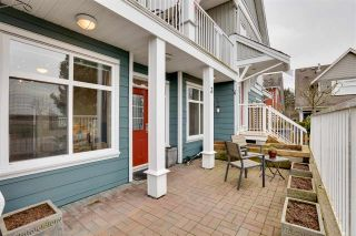 "Main Photo: 3 6300 LONDON Road in Richmond: Steveston South Townhouse for sale in ""MCKINNEY CROSSING"" : MLS®# R2542085"