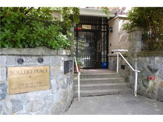 Photo 2: 403 2588 ALDER Street in Vancouver: Fairview VW Condo for sale (Vancouver West)  : MLS®# V847625