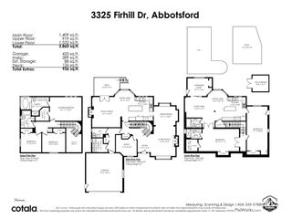 Photo 40: 3325 FIRHILL DRIVE in Abbotsford: Abbotsford West House for sale : MLS®# R2554039