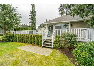 """Photo 34: 48 2672 151 Street in Surrey: Sunnyside Park Surrey Townhouse for sale in """"THE WESTERLEA"""" (South Surrey White Rock)  : MLS®# R2546448"""