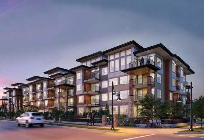 Main Photo: 409 22562 121 Avenue in Maple Ridge: East Central Condo for sale : MLS®# R2137656