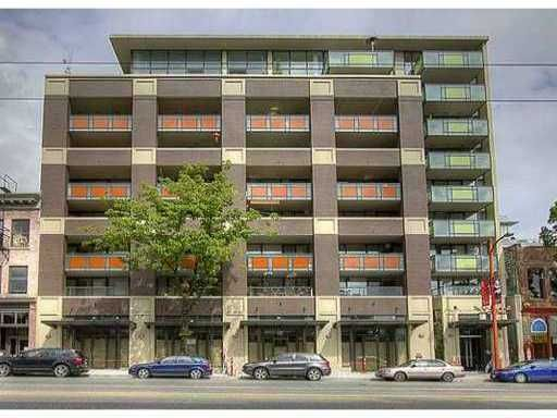 Main Photo: 504 718 MAIN Street in Vancouver: Mount Pleasant VE Condo for sale (Vancouver East)  : MLS®# V952476