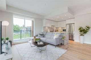 """Photo 3: 516 3588 SAWMILL Crescent in Vancouver: South Marine Condo for sale in """"AVALON 1"""" (Vancouver East)  : MLS®# R2581325"""