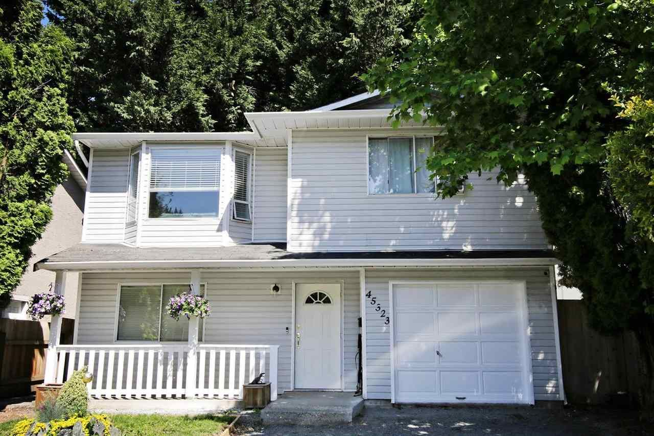 Main Photo: 45323 MCINTOSH Drive in Chilliwack: Chilliwack W Young-Well House for sale : MLS®# R2584322