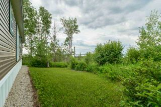 Photo 13: 4428 LAKESHORE Road: Rural Parkland County Manufactured Home for sale : MLS®# E4184645