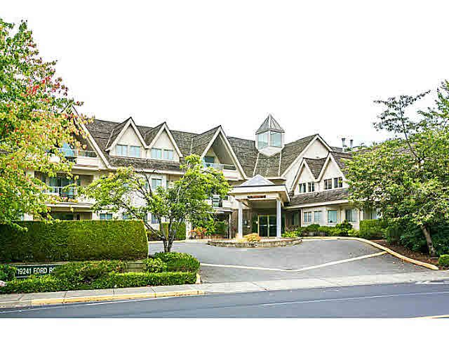 Main Photo: 101 19241 FORD ROAD in Pitt Meadows: Central Meadows Condo for sale : MLS®# V1139733