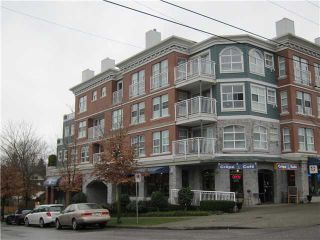 Photo 1: 307 5723 COLLINGWOOD ST in vancouver west: Southlands Condo for sale (Vancouver West)  : MLS®#  V874164