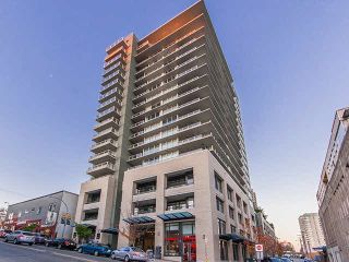 Photo 1: 601 39 SIXTH Street in NEW WESTMINSTER: Downtown NW Condo for sale (New Westminster)  : MLS®# V1111943