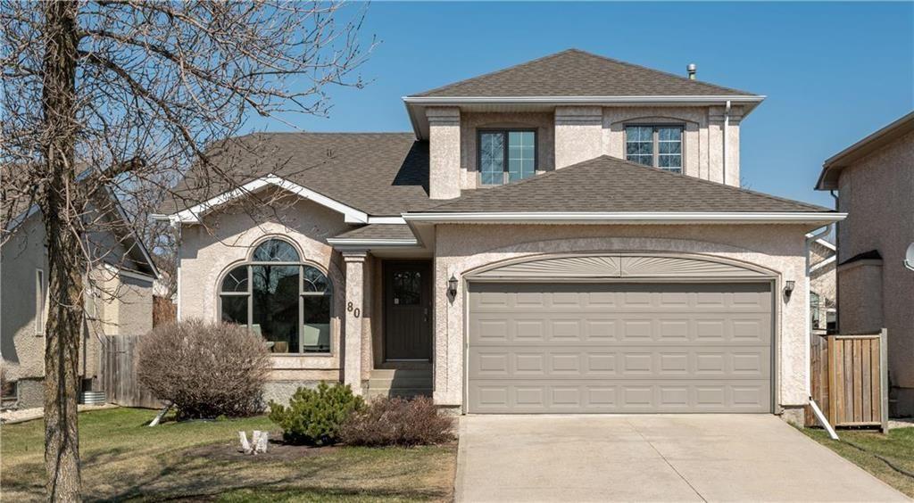 Main Photo: 80 Huntingdale Road in Winnipeg: Linden Woods Residential for sale (1M)  : MLS®# 202109985