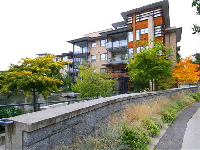 """Main Photo: 306 5955 IONA Drive in Vancouver: University VW Condo for sale in """"FOLIO"""" (Vancouver West)  : MLS®# V1002898"""