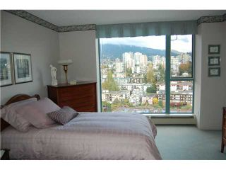 """Photo 5: # 2403 120 W 2ND ST in North Vancouver: Lower Lonsdale Condo for sale in """"OBSERVATORY"""" : MLS®# V857068"""