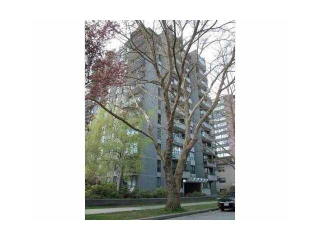 Main Photo: 908 1720 BARCLAY Street in Vancouver: West End VW Condo for sale (Vancouver West)  : MLS®# V834707