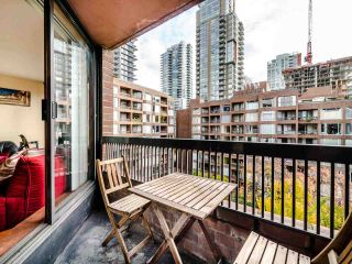 Photo 14: 720 1330 BURRARD Street in Vancouver: Downtown VW Condo for sale (Vancouver West)  : MLS®# R2519046