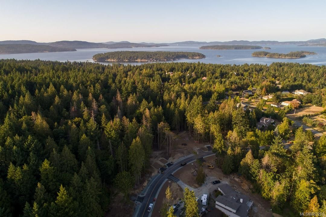 Main Photo: 10940 Greenpark Dr in : NS Swartz Bay Land for sale (North Saanich)  : MLS®# 863261