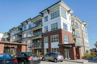 "Photo 1: 201 6438 195A Street in Surrey: Clayton Condo for sale in ""Yale Bloc 2"" (Cloverdale)  : MLS®# R2424572"