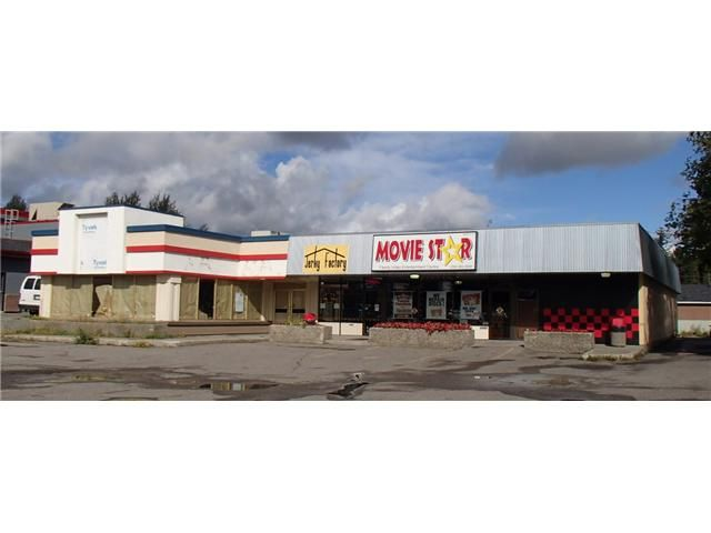 Main Photo: 3708 W AUSTIN Road in PRINCE GEORGE: West Austin Commercial for lease (PG City North (Zone 73))  : MLS®# N4506417