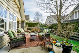 """Photo 33: 36 15450 ROSEMARY HEIGHTS Crescent in Surrey: Morgan Creek Townhouse for sale in """"CARRINGTON"""" (South Surrey White Rock)  : MLS®# R2435526"""