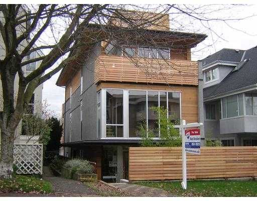 Main Photo: 2115 W 1ST Avenue in Vancouver: Kitsilano 1/2 Duplex for sale (Vancouver West)  : MLS®# V689502