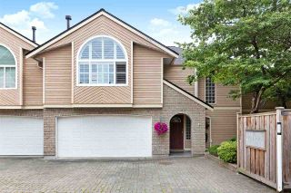 "Photo 1: 6 5501 LADNER TRUNK Road in Delta: Hawthorne Townhouse for sale in ""Sycamore Court"" (Ladner)  : MLS®# R2402042"