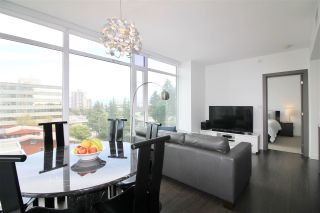"""Photo 4: 707 6538 NELSON Avenue in Burnaby: Metrotown Condo for sale in """"THE MET2"""" (Burnaby South)  : MLS®# R2399182"""