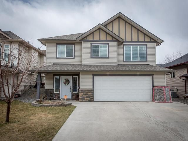 Main Photo: 7375 RAMBLER PLACE in Kamloops: Dallas House for sale : MLS®# 161141