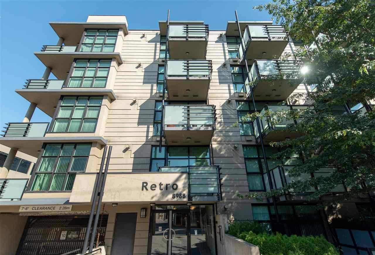 Main Photo: 409 8988 HUDSON STREET in : Marpole Condo for sale : MLS®# R2447480