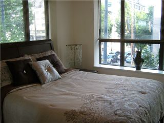 """Photo 8: 901 RICHARDS Street in Vancouver: Downtown VW Townhouse for sale in """"MODE"""" (Vancouver West)  : MLS®# V962659"""
