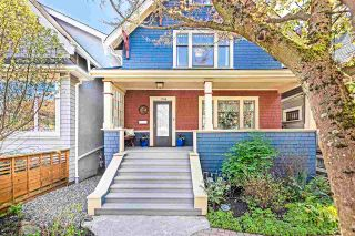Photo 1: 1758 CHARLES Street in Vancouver: Grandview Woodland House for sale (Vancouver East)  : MLS®# R2570162