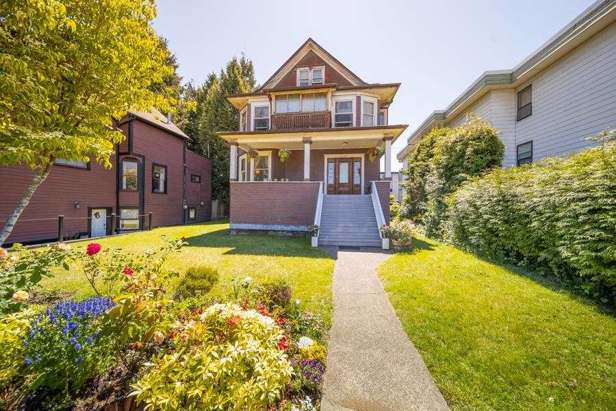 Main Photo: 654 E 7TH Avenue in Vancouver: Mount Pleasant VE House for sale (Vancouver East)  : MLS®# R2587929