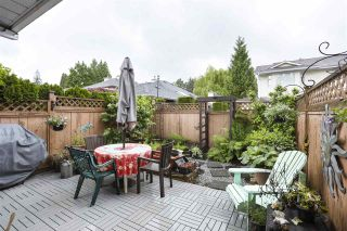 "Photo 2: 5 11934 LAITY Street in Maple Ridge: West Central Townhouse for sale in ""LAITY SQUARE"" : MLS®# R2458063"